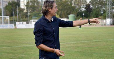CF Noia: El técnico del líder de Tercera estuvo con Galicia Sport